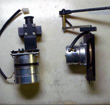 Rotational Drive, Cassette Drive Motors